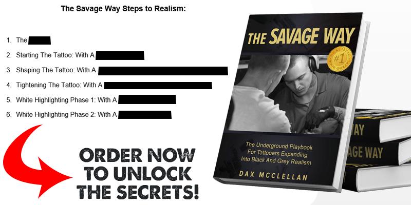 Order The Savage Way By Dax McClellan